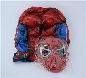 Kostim Spiderman sa misicima iz jednog dela