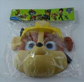 Paw Patrol Rubble maska sa svetlosnim efektima