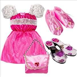 Princeza kostim set
