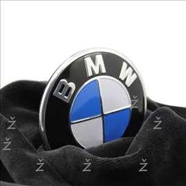 BMW DEMMEL znak 51148132375 82 mm originalni