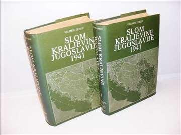 Slom Kraljevine Jugoslavije 1941,  V. Terzić 1-2