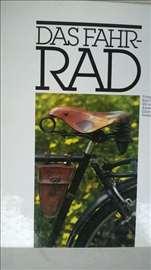 Knjiga:Das FahrraD (bicikl) A4 format,56 str. nem.