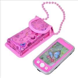 Mobilni telefon igračka sa torbicom