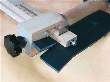 Sarački alat za sečenje kaiševa i traka od kože