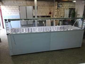 vitrina za kuvana jela 2900-900-1300