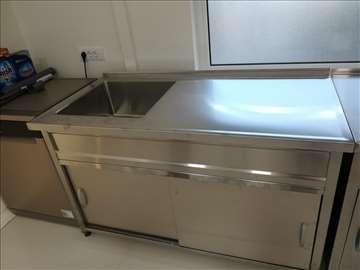 zatvorena sudopera 1500-700-850