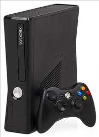 Iznajmljivanje Xbox 360 konzole sa Kinect senzorom