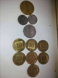 kovanice , izrael [ unc ]