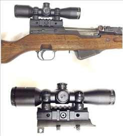 Montaža za PAP M59/66 / SKS novi tip sa tri šine