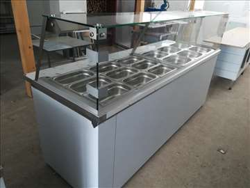 vitrina za kuvana jela2200-800-1300