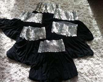 6 suknjica za 1300 dinara - nove