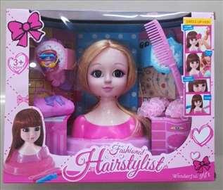 Lutka-glava za šminkanje
