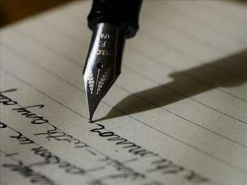 Pružanje usluga pisanja tekstova svih namena