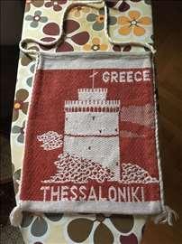 Grčka etno torbica