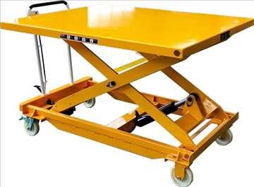 Hidraulična radna platforma nosivost 1000 kg