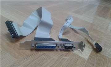 Kontroler za štampač i za serijski miš