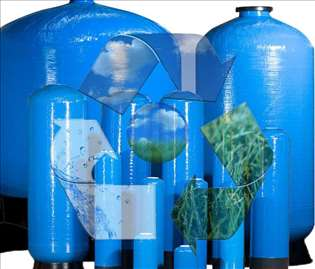 Filteri za vodu / biofilteri / omekšivanje vode
