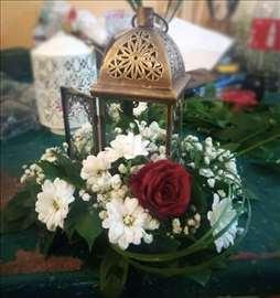 Iznajmljivanje fenjera za dekoraciju