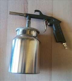 Pneumatski pištolj za peskarenje