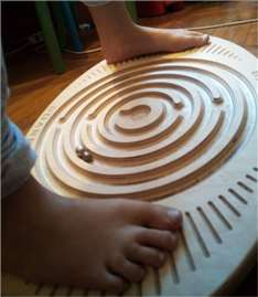 Balance Board - vežbajte stopala kroz igru!