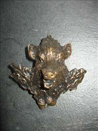 Veprove kljove-ukras za trofej