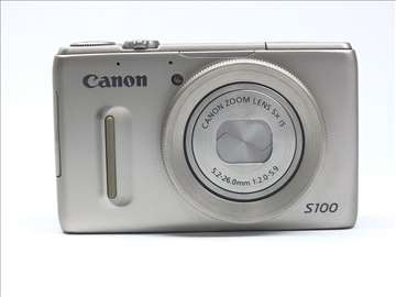 Canon PowerShot S100 + torbica - kao NOVO