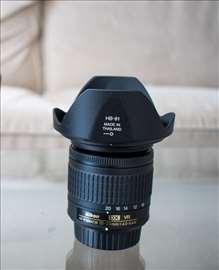 Nikon AF-P 10-20mm f/4.5-5.6G VR - 20 mesec garanc