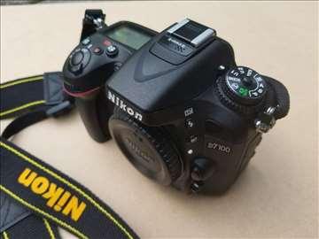 Nikon D7100 (20.083 okidaja) - kao NOV