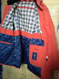 Italijanska duža jakna