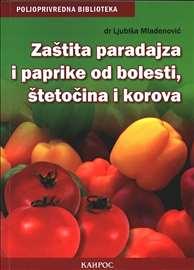Zaštita paradajza i paprike od bolesti, štetočina