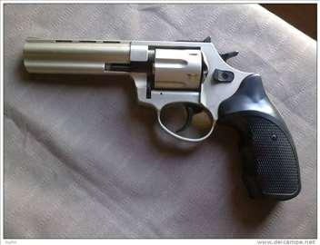 """Ekol Viper 4"""" 9mm startni revolver"""
