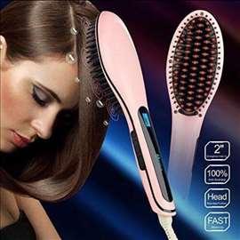 Keramička Četka Za Peglanje Kose