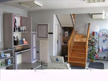 Lokal, poslovni prostor u dve etaze 40+4o m2