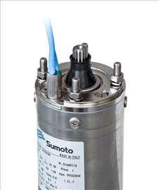 Potapajuća pumpa:5,5 HP 4 col 400 lit/min-p/10 bar