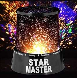 Sobna Lampa Zvezdano Nebo Star Master