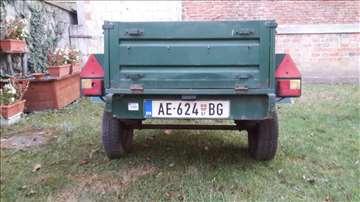 Autoprikolica Braco T 400