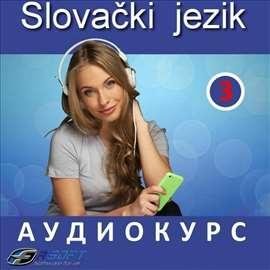 Slovački jezik -kurs na DVD-u
