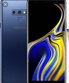 Samsung Note 9, nov, 128GB