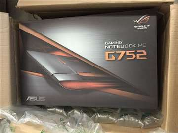 ASUS ROG G752VY-GC131T i7-6820HK 16GB 512G SSD + 1