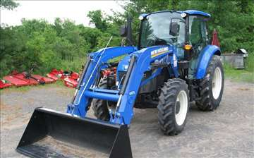 New Holland T4Uz6z5, traktor