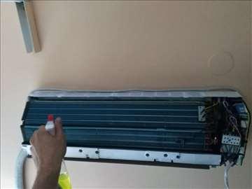 Servis, popravka i montaža klima uređaja