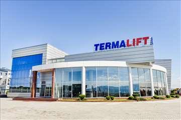 Termalift -Viljuškari, Radne platforme i Liftovi