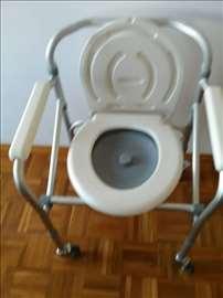 Toaeltna kolica princeza, korišćena 3 meseca
