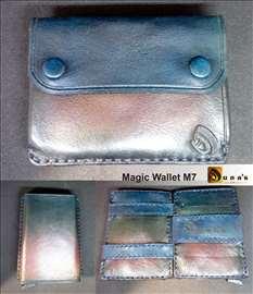 Magični novčanik sa RFID držačem kartica