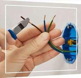 Električar majstor u kući B eograd dolazimo za vas
