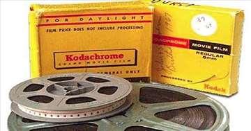 Presnimavanje - digitalizacija Super8 i N8 filmova