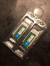 8GB RAM kit, 2x4GB DDR4-2400MHz za laptop