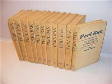Perl Bak, 11 knjiga iz Sabranih dela