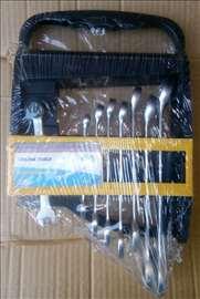 Set kljuceva 7 kom od 6 do 19mm