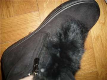Cipele sa krznom, sniženje